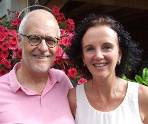 Jan en Trudy
